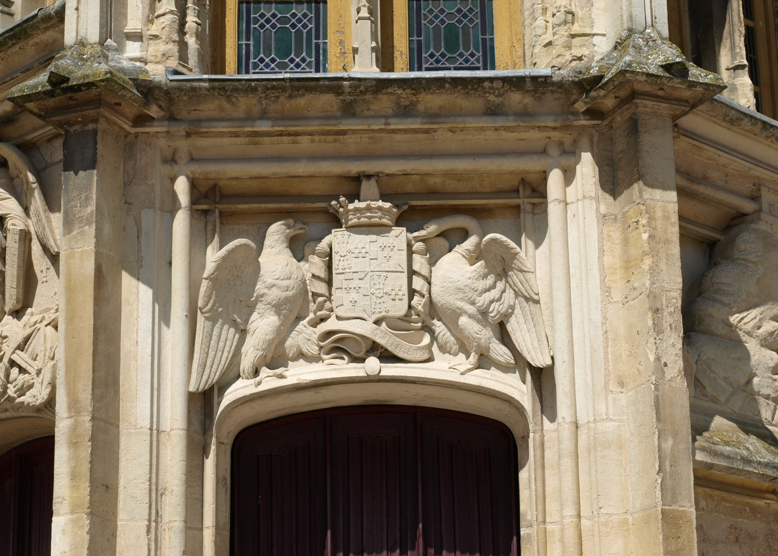 Palais ducal à Nevers
